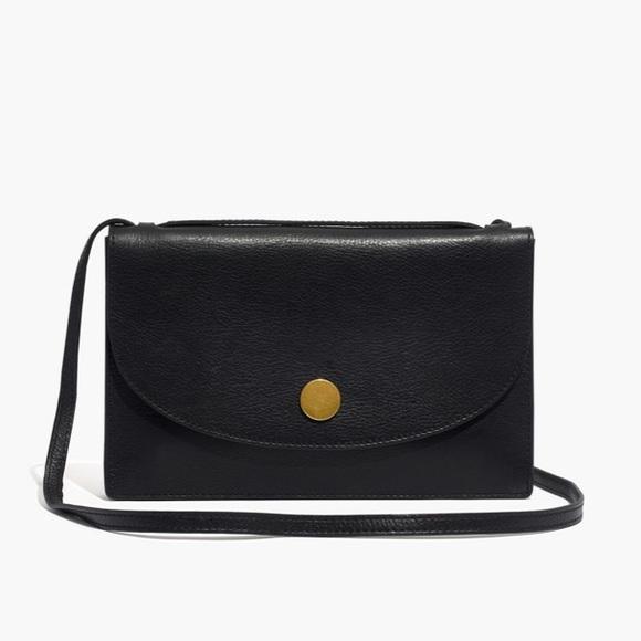 ce939d552d82 🖤NWT🖤Madewell Slim Convertible Bag
